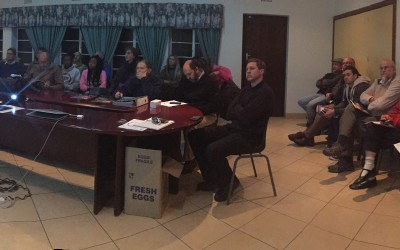 27 January 2016 19h00: WRAC Monthly Meeting