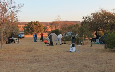 2 – 4 September 2016: WRAC Annual Star Party at Mountain Sanctuary Park, Magaliesberg